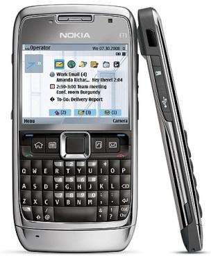 nokia e71 - Atualização para o Nokia E71: firmware 400.21.013